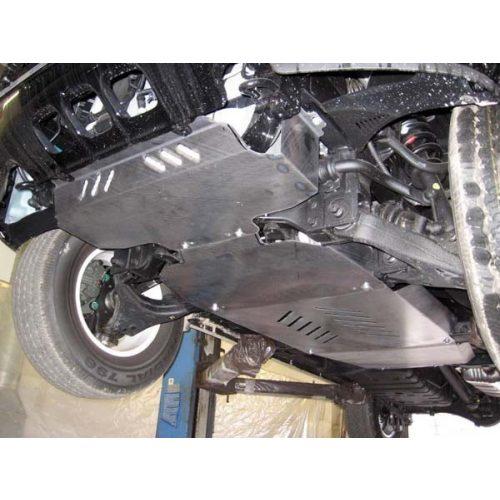 Kia Sorento, 2001-2006 - Acél Motorvédő lemez