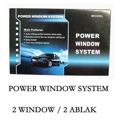 Ablakemelő modul 2 ablakhoz AV-PW002-2