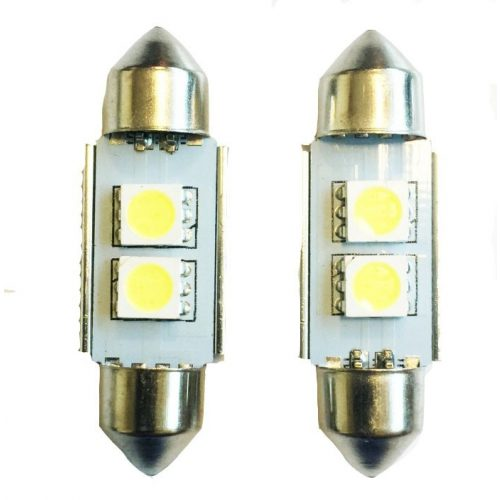 3SMD LED 31mm-es Szofita SMD-10X31-2SMD