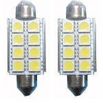 CANBUS 8SMD LED 42mm-es Szofita SMD-LA513C-42MM