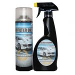 Légszűrő tisztító+olajozó szett
