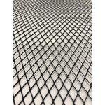 Alu rács Aluminium dísz rács (tuning rács) VÉKONY TR-MT0543-30BK
