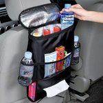 Multi-Pocket Ice Pack autósülés hátsó táska - LA-823