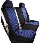 Univerzális steppelt üléshuzat szett (UL-AG23002KÉK)