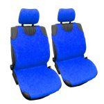 Univerzális trikó üléshuzat kék Hagyományos - 2db-os