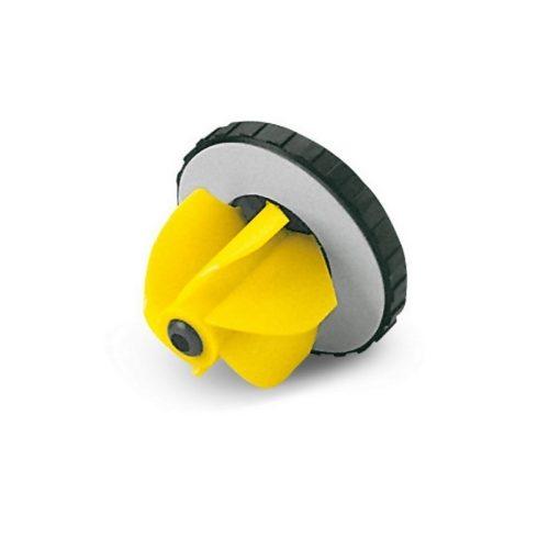 Bottari - univerzális pót tanksapka, fekete-sárga