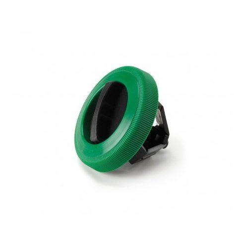 Bottari - univerzális pót tanksapka, fekete-zöld