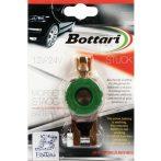 Bottari akkumulátor - gyorszáras kiszerelés + 12/24V