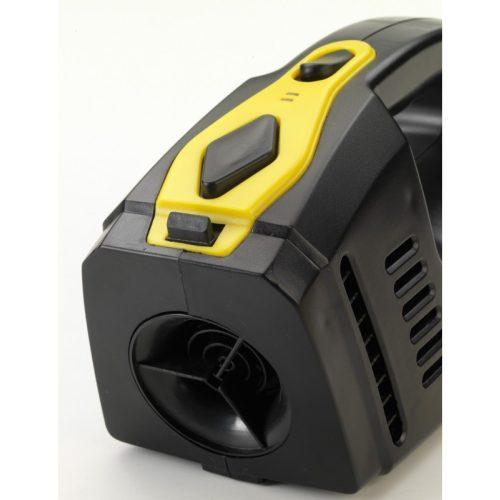 Bottari Maxi Clener autóporszívó, hordozható, 12V, 80W - sárga-fekete