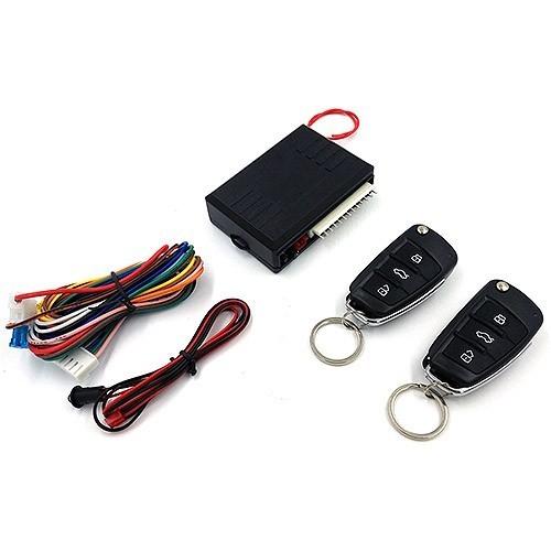 Központi zár modul negatívos csomagtér nyitással - 2 távirányítóval
