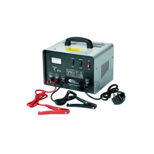 Akkumulátor töltő 12-24V, 30A Ring