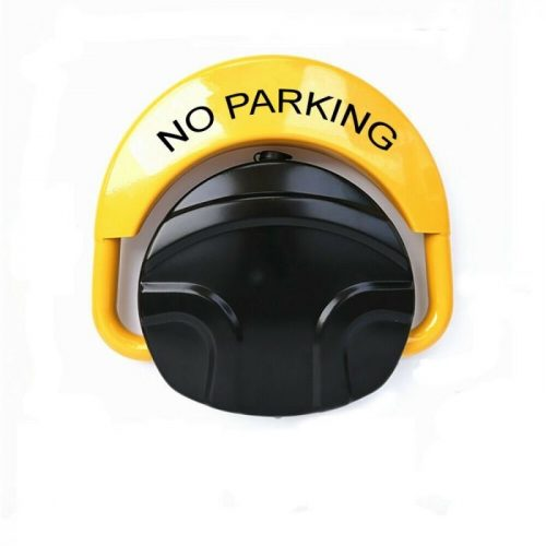 Automata parkolóőr beépített riasztóval