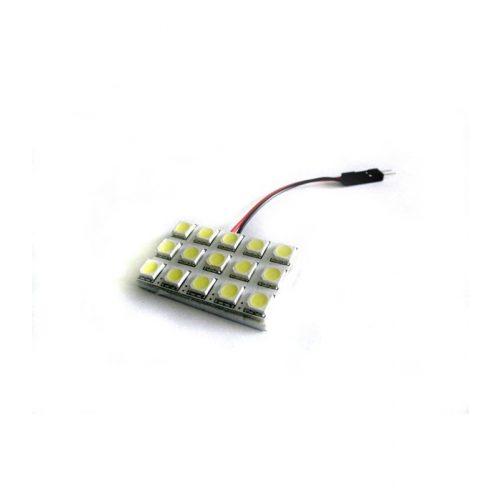 LED panel 25X36mm kék - SMP PCB 15B SMD