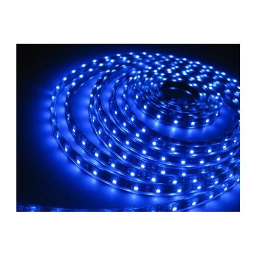 LED szalag vízálló kék - SMP LED 5050 B