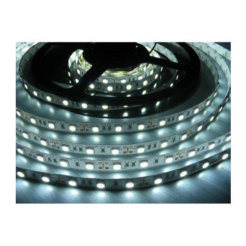 LED szalag vízálló fehér - SMP LED 5050 W
