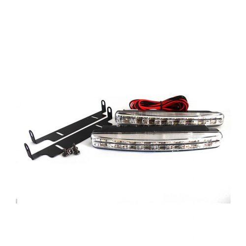 8 LED-es nappali menetfény - DRL 635