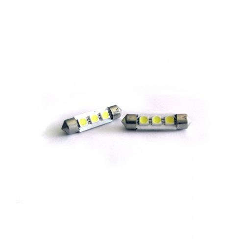 2 LED-es dióda fehér - Exod SOF SMD39LED