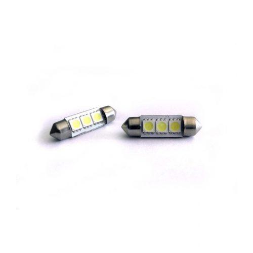 6 LED-es dióda fehér- Exod SOF SMD36LED