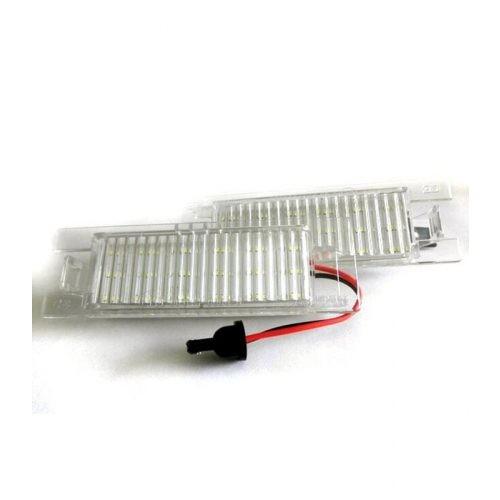 Opel LED rendszámvilágítás - PLP OPL