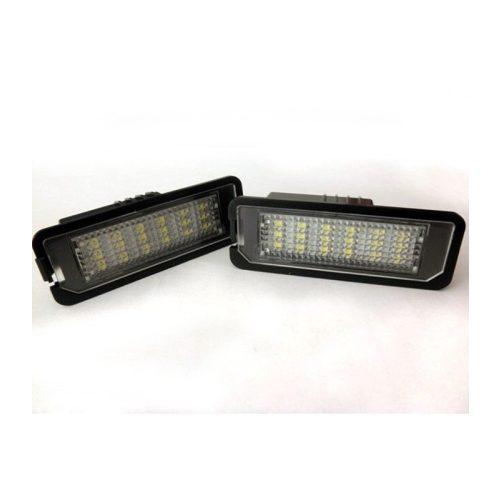 Volkswagen LED rendszámvilágítás - PLP VW