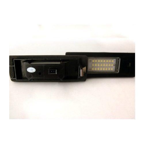 BMW LED rendszámvilágítás - PLP BMW834