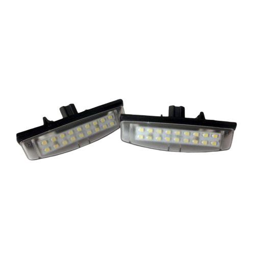 Toyota és Lexus LED rendszámvilágítás - PLP TOY.LEX
