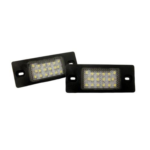 Porshe és VW LED rendszámvilágítás - PLP VW.PO