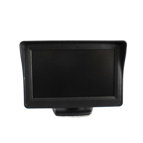 Univerzális 4,3' TFT-LCD monitor - SMP TM1