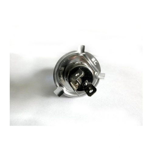 Halogén izzó H4 12V 60/55W fehér - SMP H4 SW