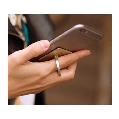 Telefon gyűrű autós tartóval -  SMP IRF