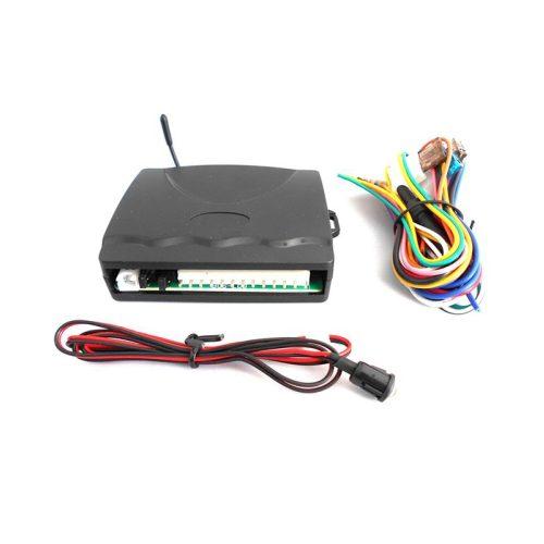 Központizár vezérlő - 2db távirányítóval - SMP V09MT
