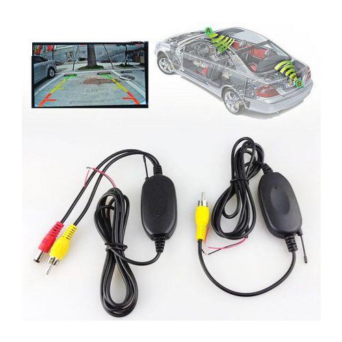 Vezeték nélküli kamera jeltovábbító szett - SMP PZ03