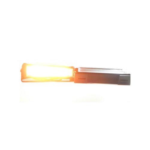 COB LED-es stroboszkóp 15,5X4,3cm sárga - SMP SL-Y
