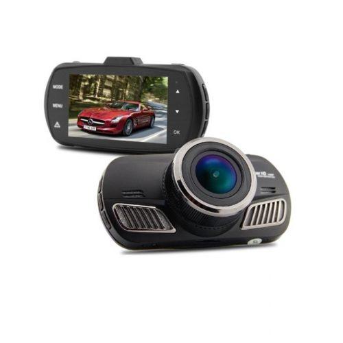 GPS-es menetrögzítő kamera, látószög 170 fok - SMP 1