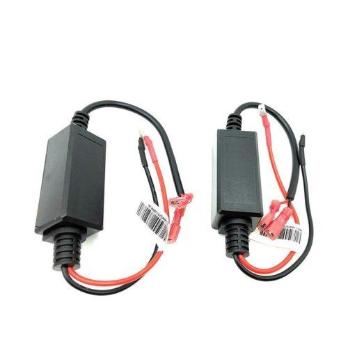 H1 LED Can-Bus dekóder fekete - SMP DK1