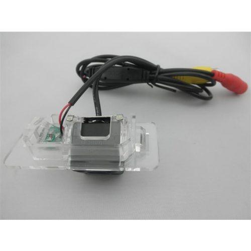 BMW rendszám világításba integrált tolatókamera - SMP RK8020