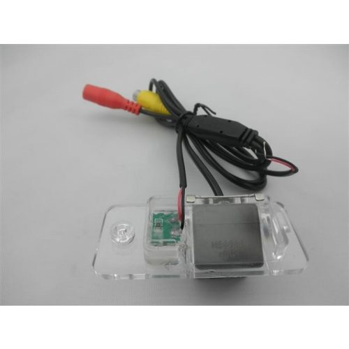Audi rendszám világításba integrált tolatókamera -  SMP RK8036B