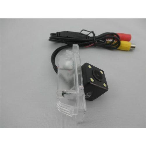 Citroen rendszám világításba integrált tolatókamera - SMP RK8091