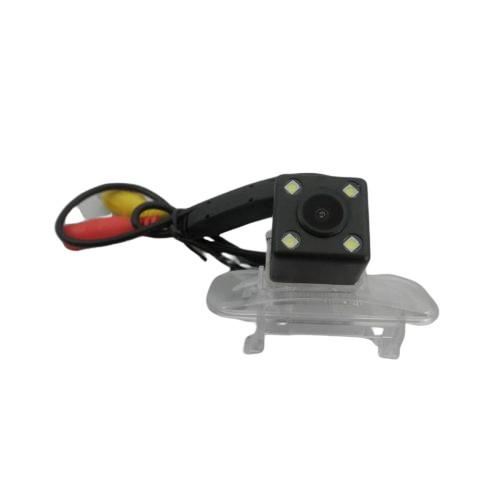 Mercedes rendszám világításba integrált tolatókamera -  SMP RK8105