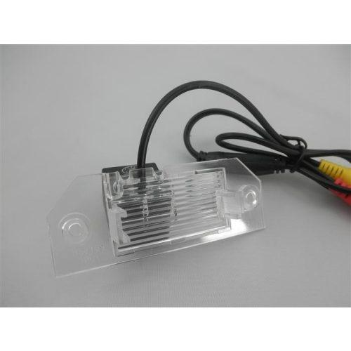 Ford rendszám világításba integrált tolatókamera - SMP RK8169