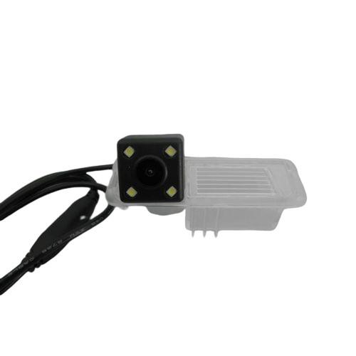 VW rendszám világításba integrált tolatókamera - SMP RK8198