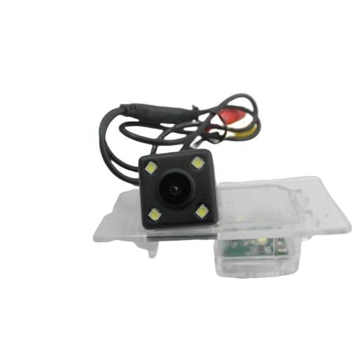 Audi rendszám világításba integrált tolatókamera - SMP RK8262