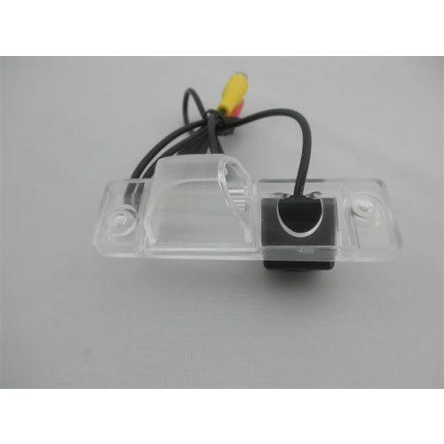 Opel rendszám világításba integrált tolatókamera - SMP RK8296