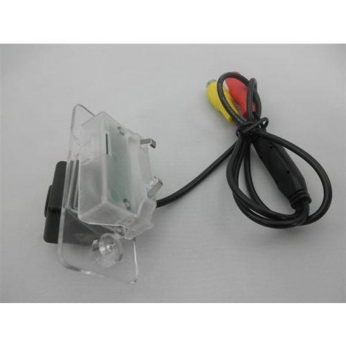 Audi rendszám világításba integrált tolatókamera - SMP RK8322