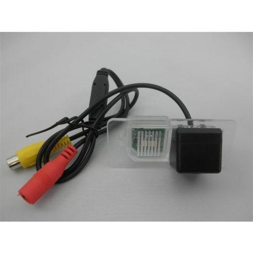 BMW rendszám világításba integrált tolatókamera - SMP RK8325
