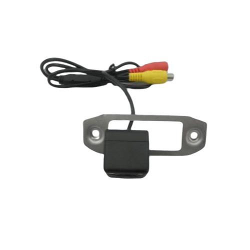 Volvo rendszám világításba integrált tolatókamera - SMP RK8366