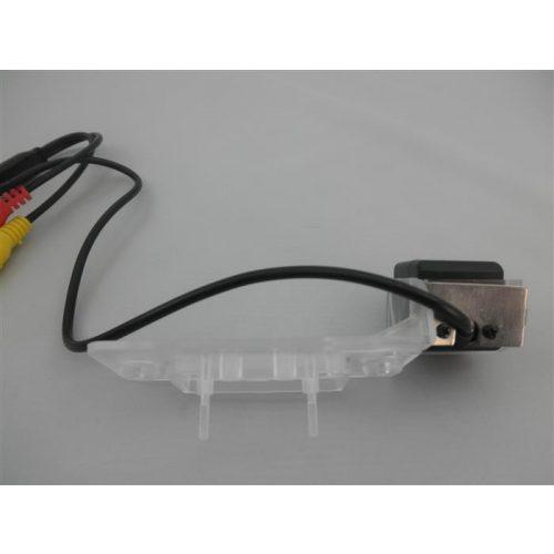 VW rendszám világításba integrált tolatókamera - SMP RK8095
