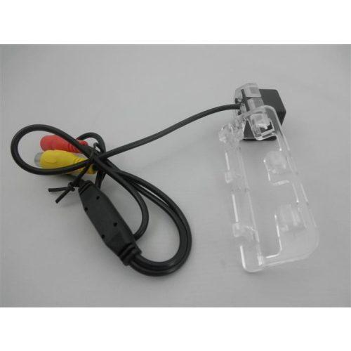 Honda rendszám világításba integrált tolatókamera - SMP RK8098