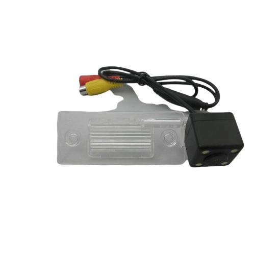 Vw, Skoda rendszám világításba integrált tolatókamera - SMP RK8229