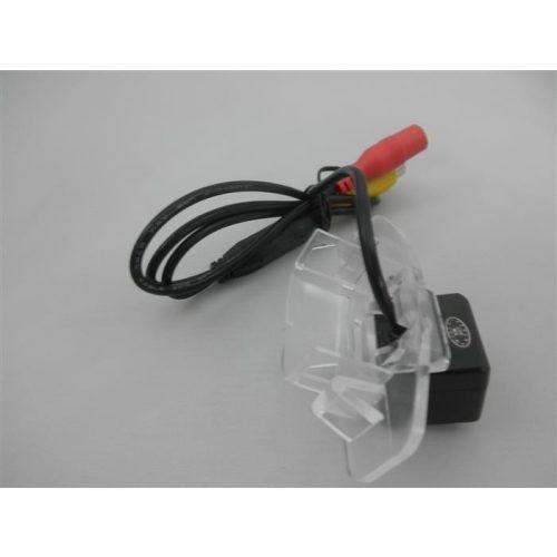 Honda rendszám világításba integrált tolatókamera - SMP RK8191